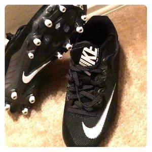 Nike cleats size 7.5